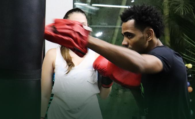 Boxe Fitness - Studio Eco