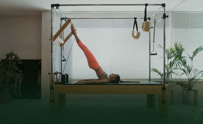 Pilates - Studio Eco
