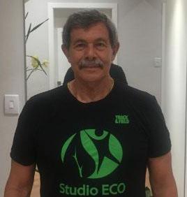 Galdino - Personal Trainer na Studio Eco